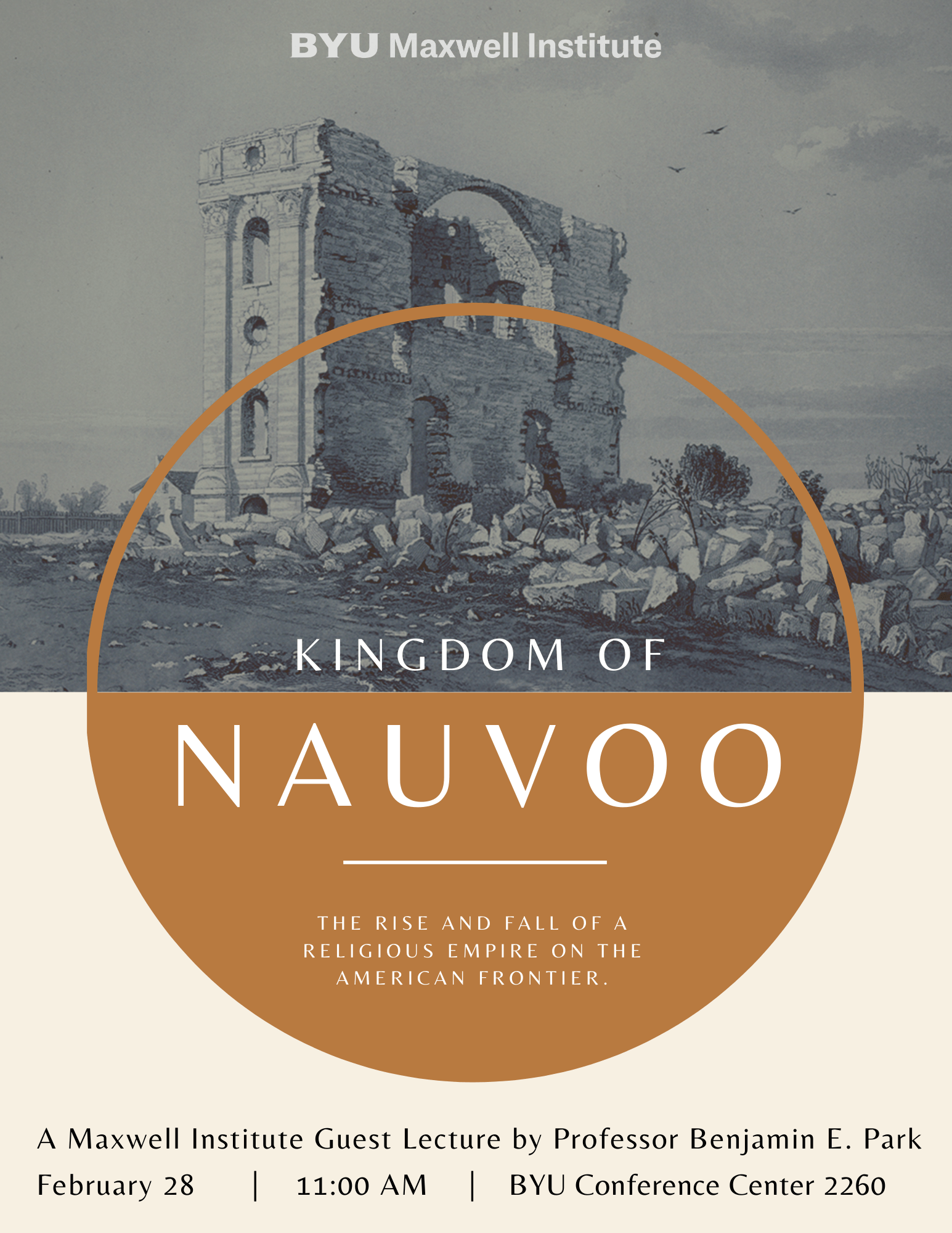 Kingdom Of Nauvoo The Rise And Fall Of A Religious Empire On The American Frontier
